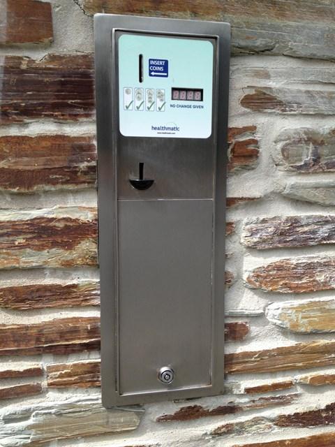 access control for public toilets